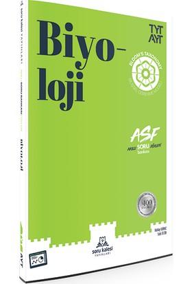 Tyt-Ayt Biyoloji Asf - Akıllı Soru Föyleri - Soru Kalesi Yayınları