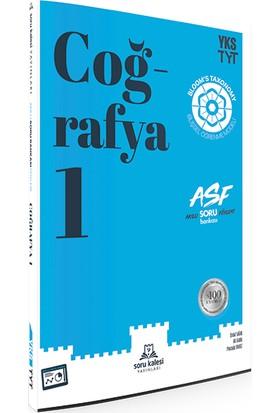 Tyt-Ayt Coğrafya-1 Asf - Akıllı Soru Föyleri - Soru Kalesi Yayınları