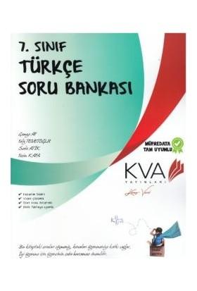 Koray Varol Akademi KVA 7. Sınıf Türkçe Soru Bankası