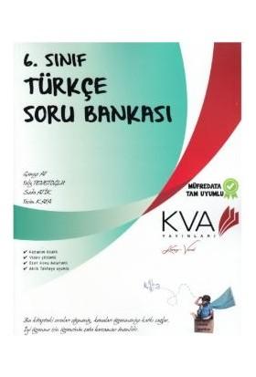 Koray Varol Akademi KVA 6. Sınıf Türkçe Soru Bankası