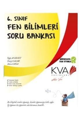 Koray Varol Akademi KVA 6. Sınıf Fen Bilimleri Soru Bankası