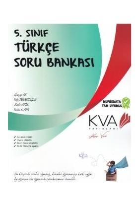 Koray Varol Akademi KVA 5. Sınıf Türkçe Soru Bankası
