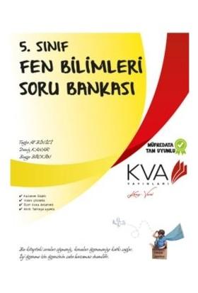 Koray Varol Akademi KVA 5. Sınıf Fen Bilimleri Soru Bankası