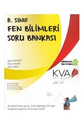 Koray Varol Akademi KVA 8. Sınıf Fen Bilimleri Soru Bankası