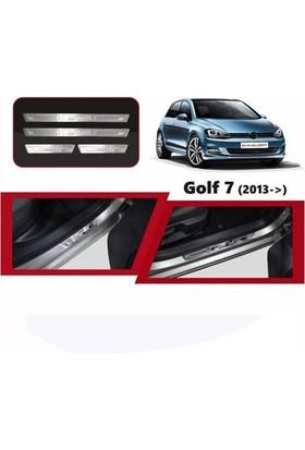 Spider Volkswagen Golf 7 Luxury Kapı Eşiği 4 Kapı 2013-