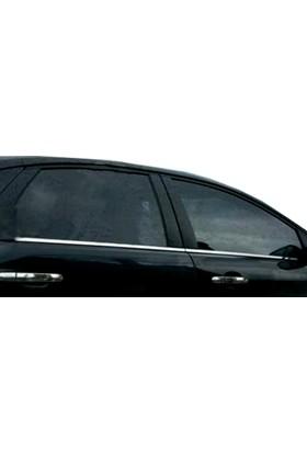 Arabamsekil Honda Civic Krom Cam Çıtası 2001-2007