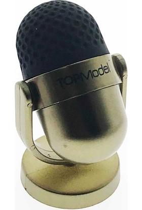 Hobi24 Top Model Silgi Ve Kalemtraş - Gold