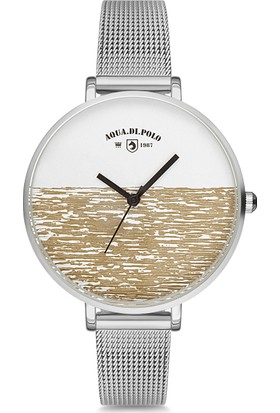 Aqua Di Polo APL2C8655H01 Hasır Kadın Kol Saati