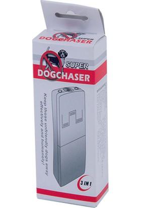Leaven Süper Dogchaser El Tipi Kovucu + Duracell 9V Alkaline Pil
