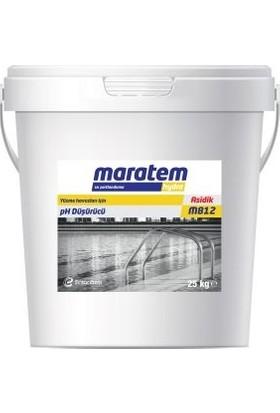 Maratem Havuz Suyu Ph Düşürücü 25 Kg M812