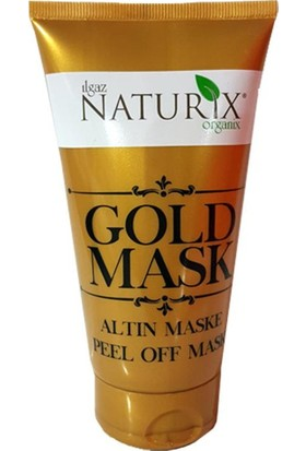 Ilgaz Naturix Altın Maske 150 ml