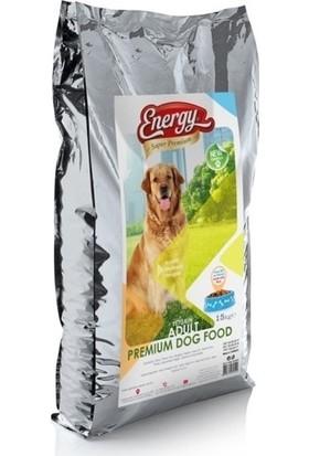 Energy Premium Kuzulu & Pirinçli Köpek Maması - 30 kg