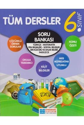 Evrensel 6. Sınıf Tüm Dersler Soru Bankası Yeni