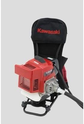 Kawasaki Palmera Benzinli Sırt Tırpanı