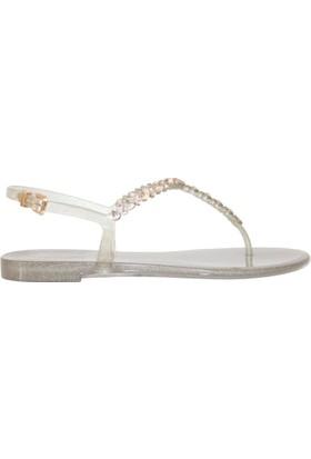 Menghi 701 Swarovski Sandalet