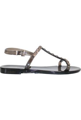 Menghi 702 Swarovski Sandalet