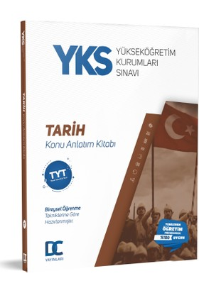 Tarih (1.Oturum) - Konu Anlatımlı - Tyt - Doğru Cevap Yayınları