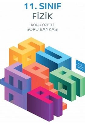 Supara 11. Sınıf Konu Özetli Fizik Soru Bankası - Lise - Supara Yayınları (B)