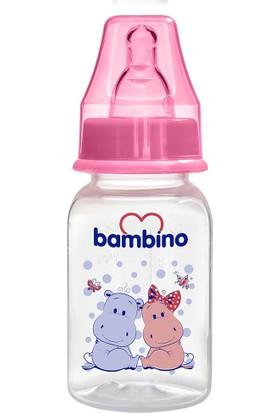Bambino Standart PP Biberon 150 ml Hippopotam