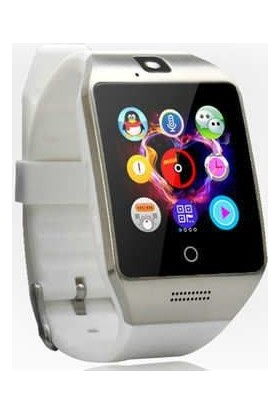 Mastek Q18 Smartwatch Kameralı Akıllı Saat
