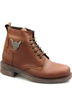 Freeland Shoes Collection Taba Deri Erkek Bot