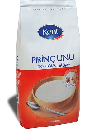 Kent Pirinç Unu 500 gr