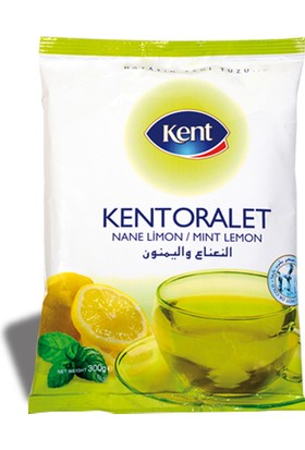 Kent Oralet Nane-Limon Aromalı