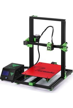 Tevo Tornado 3D Yazıcı Yarı Demonte Kit, 3D Yazıcı Set