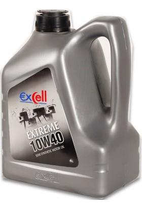 Uberlub Excell Extreme 10W/40 Yarı Sentetik Motor Yağı 4 Litre
