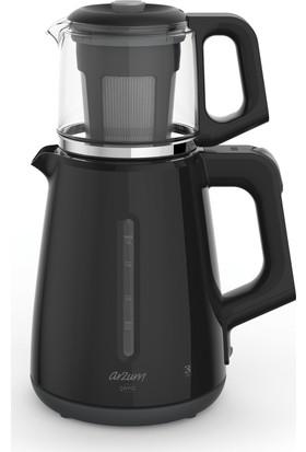 Arzum Ar3061 Çaycı Çay Makinesi- Siyah