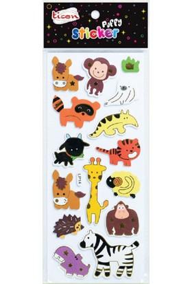 Ticon Sticker 138016