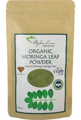 Ayhan Ercan Superfoods Organik Moringa Yaprağı Öğütülmüş 100 gr