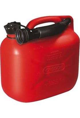 Oregon O42-970 Benzin Bidonu 5Lt Kırmızı