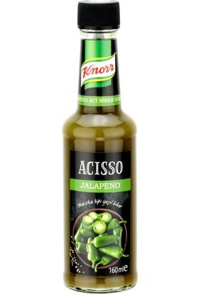 Knorr Acısso Jalepeno Acı Biber Sosu