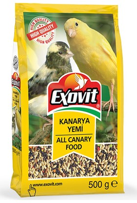 Exovit Kanarya Yemi 500gr