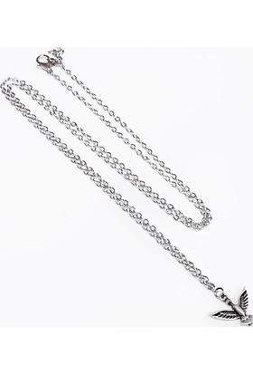 BijuStore Albatros Kuşu Tasarım Erkek Kolye