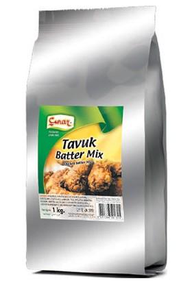 Çınar Tavuk Batter Mix 1 kg
