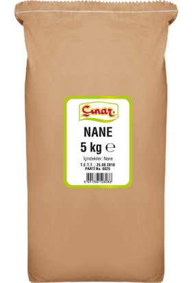 Çınar Nane 5 kg