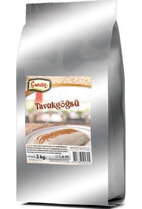 Çınar Tavuk Göğsü 3 kg
