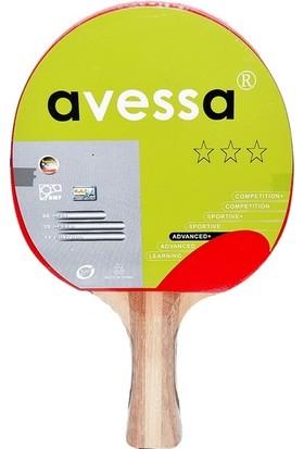 Avessa Rak 300 Masa Tenisi Raketi 3 Yıldız