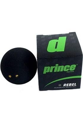 Prince Rebel Tekli Çift Sarı Noktalı Squash Topu