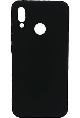 KNY Xiaomi Mi A2 (6X) Kılıf Ultra İnce Mat Silikon + Cam Ekran Koruyucu
