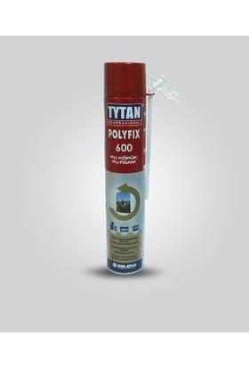 Tytan Polyfix Poliüretan Montaj Köpüğü 600 Gr