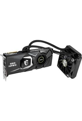 MSI GeForce RTX 2080 Sea Hawk X 8GB 256Bit GDDR6 Ekran Kartı + Battlefield V