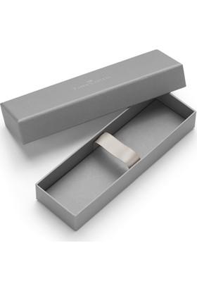 Faber-Castell LOOM Gunmetal Tükenmez kalem Parlak