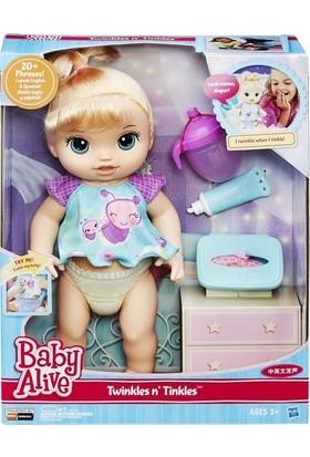 Baby Alive Işıltılı Bebeğim Oyuncak Bebek