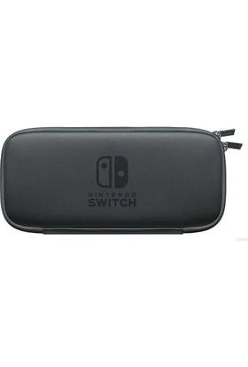 Nintendo Switch Çanta + Ekran Koruyucu Carrying Case
