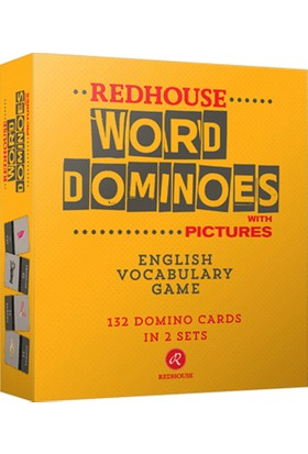 Word Dominoes With Pictures (Domino İle Resimli Sözcük Oyunu)