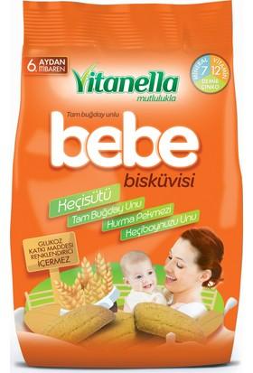 Vitanella Keçi Sütlü Bebek Bisküvisi 400 gr