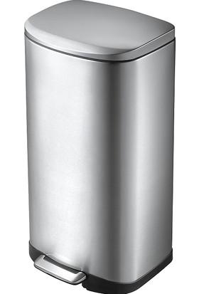 Primanova Softclose Pedallı Çöp Kovası 6LT D-15344